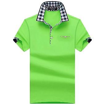 Short Sleeve Polos Shirt