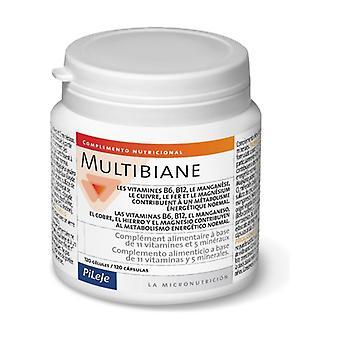 Multibiane 120 capsules