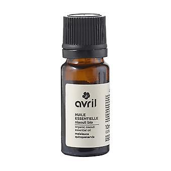 Organisk Niaouli essensiell olje 10 ml essensiell olje