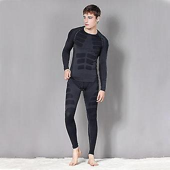 Men-women Thermal, Underwear Snowboard Suit Set