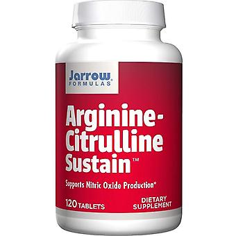 Jarrow Formulas Arginine-Citrulline Sustain Tabs 120