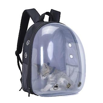 Cat backpack carrier bubble bag small dog backpack carrier