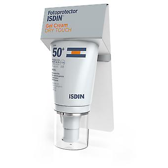 Isdin Photoprotecteur Dry Touch Gel Cream 50f spp 50+