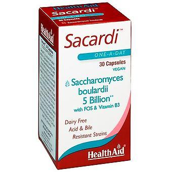 Terveysapu Sacardi 30 Kapselit