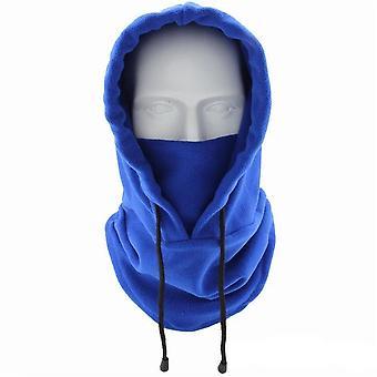 Pile caldo invernale, sciarpa maschera facciale, copricapo cappellino da ciclismo all'aperto, donne