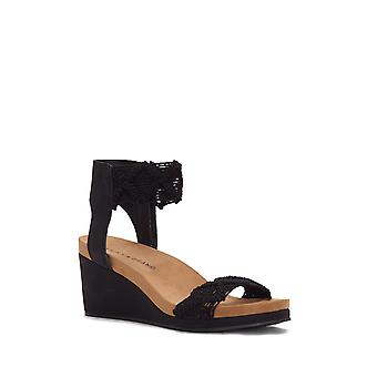Lucky Brand Womens Kierlo Open Toe Casual Ankle Strap Sandals