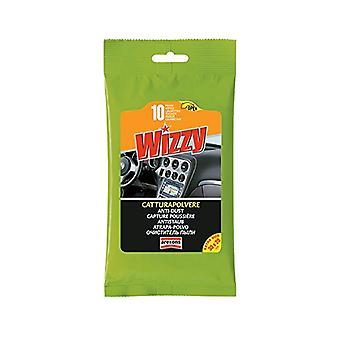 Dust-resistant Arexons Wizzy Wipes (10 uds)