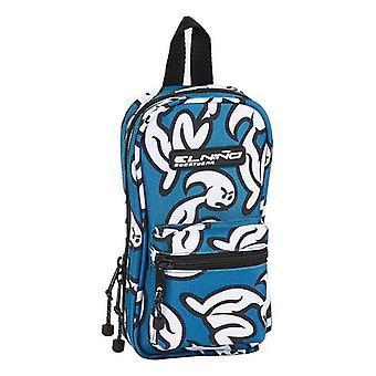 Backpack Pencil Case El Niño (33 Pieces)
