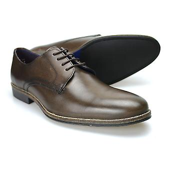 Red Tape Shannon Brown Men's Leather Shoes