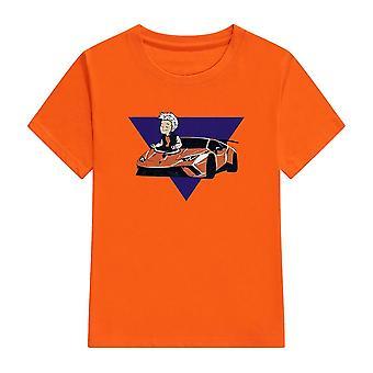 Tricouri din bumbac pentru copii,&s &s &&s Fashion Topuri