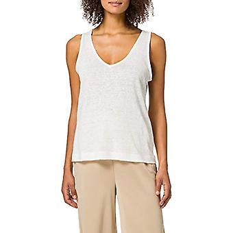 ESPRIT Collection 041EO1K308 T-Shirt, 110/white off, XL Donna