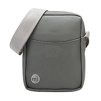 Mi-Pac - Rubber Travel Backpack, 21 cm, color: Gray