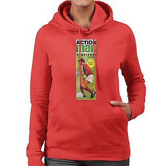 Action Man Sportsman Women's Hooded Sweatshirt