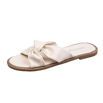 Soft-soled Comfortable Sandals With Sandals And Flats
