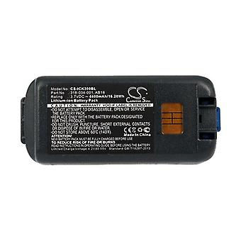 Cameron Sino Ick300Bl Battery Replacement For Intermec Barcode Scanner