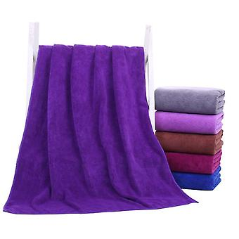Super Absorbent And Quick-drying Super Large Bath Towel