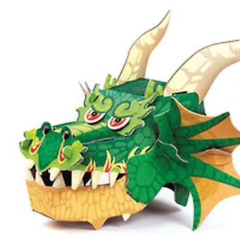 Mask Clementoni Dragon