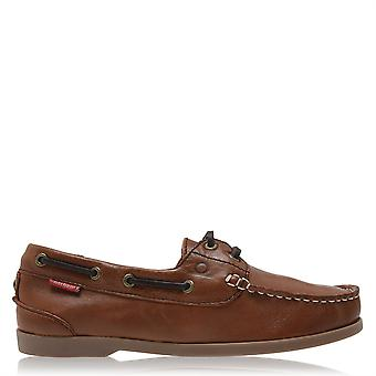 Chatham Womens Willow Boat Shoes Flat Slip On Casual Everyday Footwear