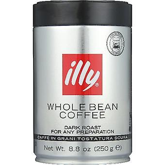 Illycaffe Kaffee Whlbn Drk Rst, Fall von 6 X 8,8 Oz