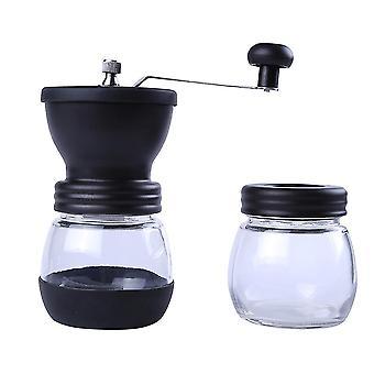 Manual Coffee Grinder Hand Coffee Beans Grinding Machine Coffee Burr Mill Manual Bean Grinder