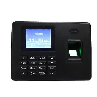 UkuF01Fingerprint Attendance Machine Color Screen Attendance Machine to Work Attendance Driver-free