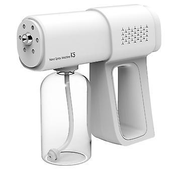Wireless Nano Disinfection Atomizer Electric Sterilization Disinfection Gun Steam Gun