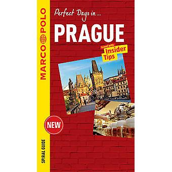 Prague Marco Polo Travel Guide  with pull out map by Marco Polo