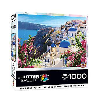 MP Shutter Speed Puzzle (1000 pcs)