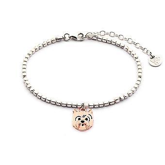 Jack & co pets - schnauzer bracelet jcb1588