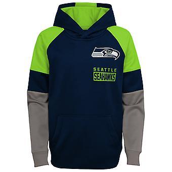 Kids NFL Performance Hoody - PLAY Seattle Seahawks