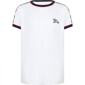 Bright White T-shirt For Boys