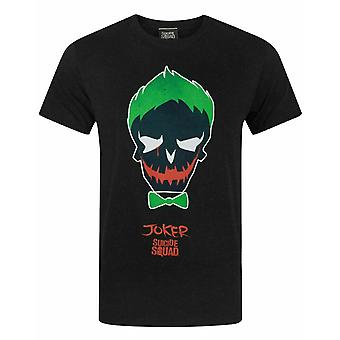 Suicide Squad Mens The Joker Icon T-Shirt
