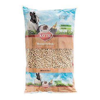 Kaytee Wood Pellets - Bird & Small Animal Bedding & Litter - 8 lbs