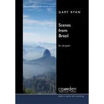 Scenes From Brazil (Gary Ryan) GUITAR SOLO
