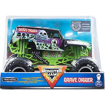 Monster Jam 1:24 Grave Digger
