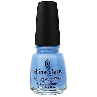 China Glaze Nail Lacquer - Secret Peri-Winkle