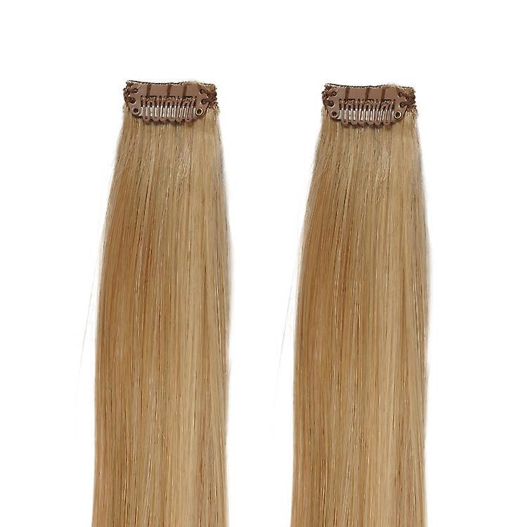 #18/22 Golden Blonde Light Blonde Highlights - Clip-in Hair Streaks