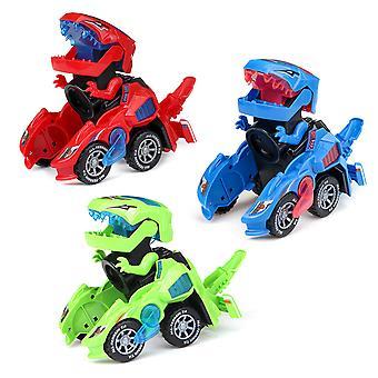 Dinozaur deformarea masina de jucărie electrică