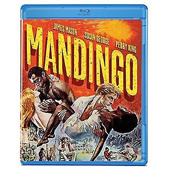 Mandingo [Blu-ray] USA import