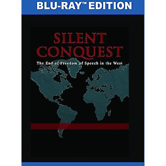 Silent Conquest [Blu-ray] USA import
