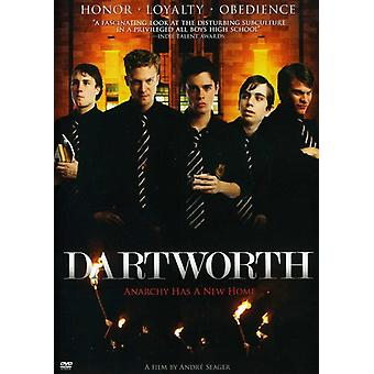 Dartworth [DVD] USA import