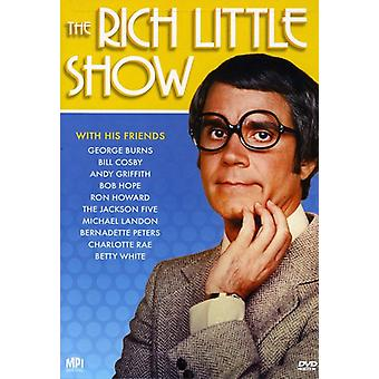 Rich Little Visa, [DVD] USA import