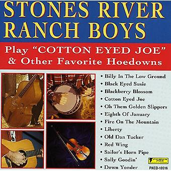 Stones River Ranch Boys - Play Cotton Eyed Joe & Other Hits [CD] USA import