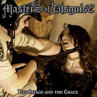Masters of Disguise - Savage & the Grace [CD] USA import