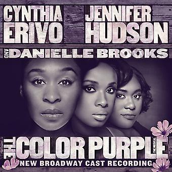 Color Purple / N.B.C.R. - Color Purple / N.B.C.R. [CD] USA import