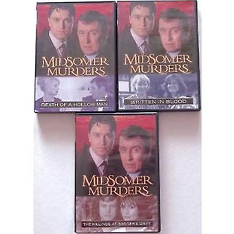 Importazione USA Midsomer Murders Club Set 1 [DVD]