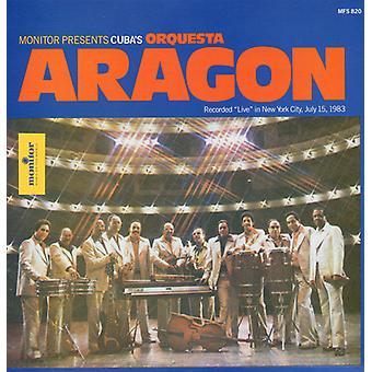 Orquesta Aragn - Cuba's Orquesta Arag?N Recorded Live in New York [CD] USA import