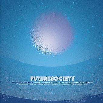 Various Artist - Future Society - Curated by Seven Davis [CD] USA import