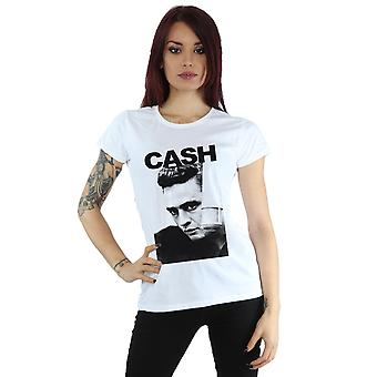 Johnny Cash Women's Pondering Look T-Shirt