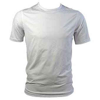 Raffreddatori di CCC girocollo manica corta t-shirt [bianco]